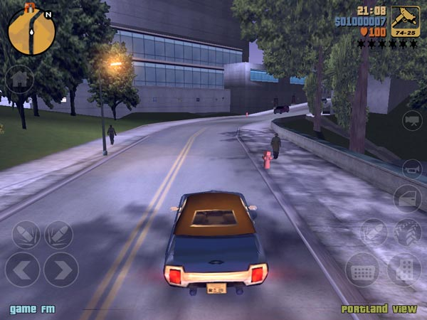 Grand Theft Auto III GTA 3 APK Data Free Download for Android APK Basket