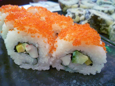 Deluxe California Roll Sushi Bristol