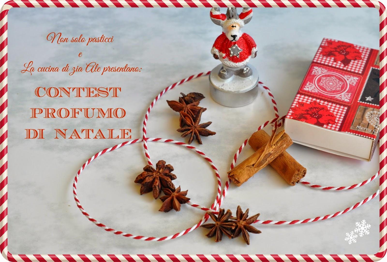 """Contest: """"Profumo di Natale"""""""