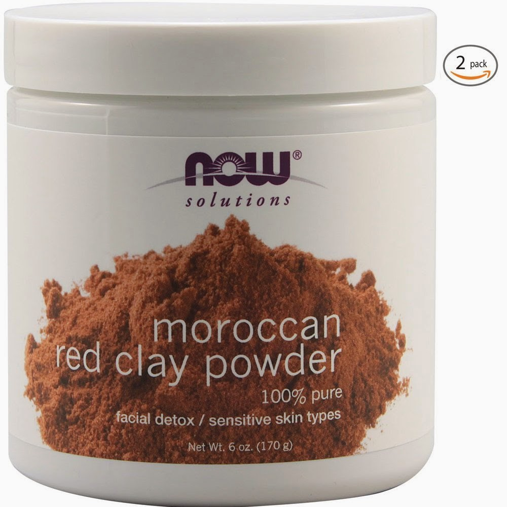 Red Clay for natural hair