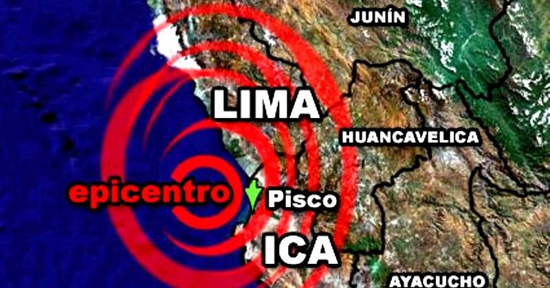 Terremoto en Lima 16 de junio 2017