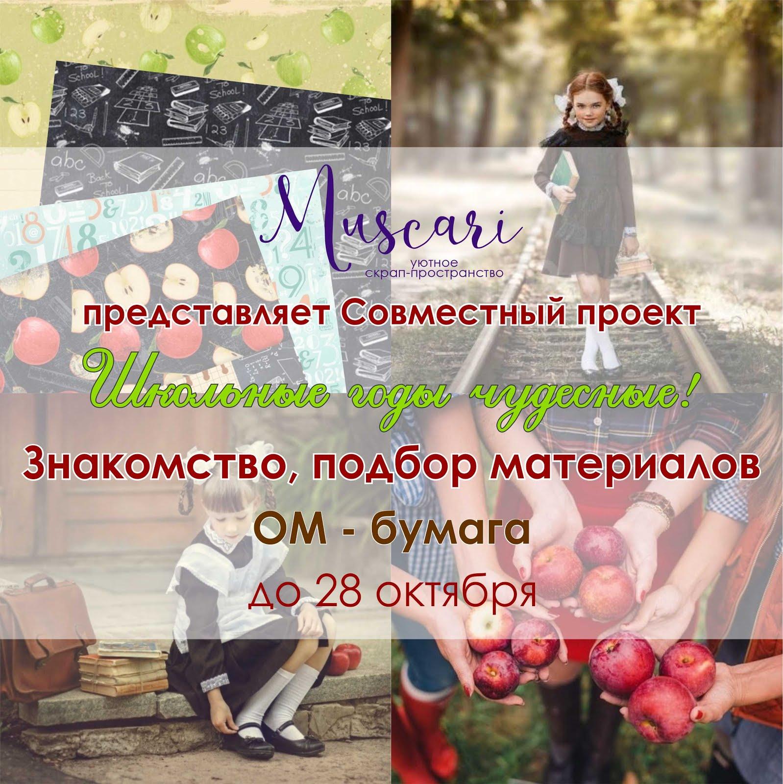 """СП """"Школьные годы чудесные"""""""