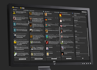 Tweetdeck follow Twitter searches