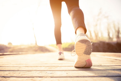 How to Lose Weight by Walking Fast