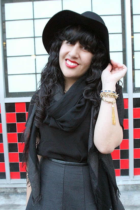 SF Style Blogger Winter Outfit