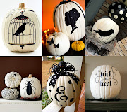 . can find lots of free pumpkin stencils with a simple internet search.
