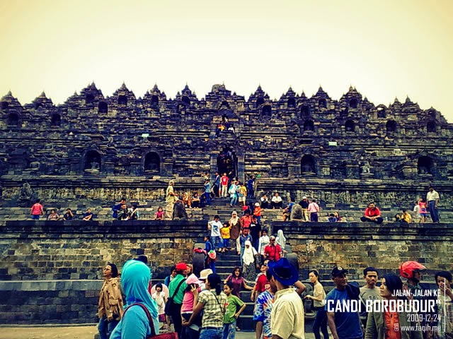 Pariwisata Candi Borobudur