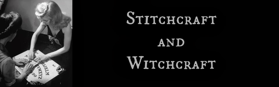 Stitchcraft and Witchcraft