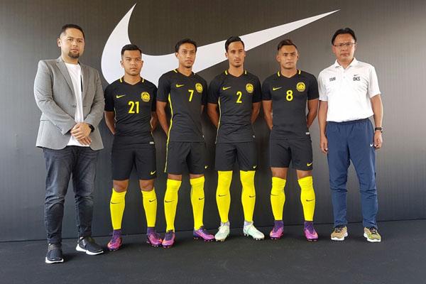 Timnas Malaysia Sekarang Lebih Hitam