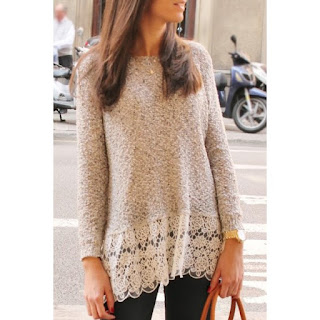http://www.dresslily.com/hollow-out-lace-spliced-long-sleeve-solid-color-t-shirt-product918773.html