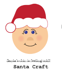 http://www.733blog.com/2013/12/santa-kids-crafts-with-free-printables.html