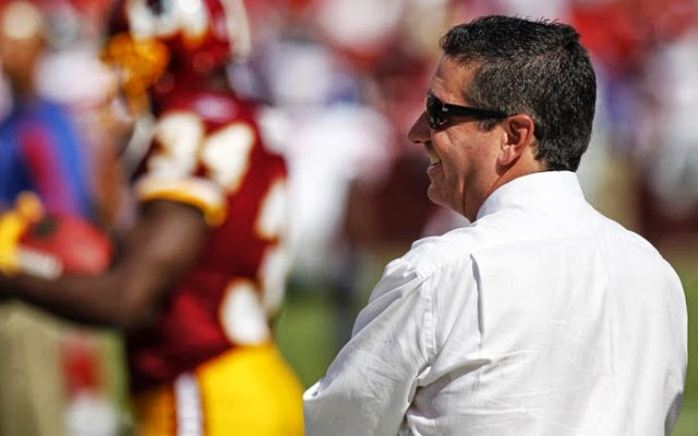 Dan Snyder's Nickname Math Will NEVER Add Up