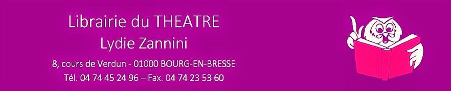 Librairie du Théâtre Zannini