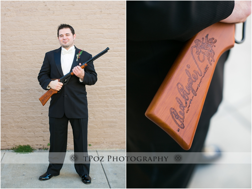 Red Ryder Christmas Story Wedding