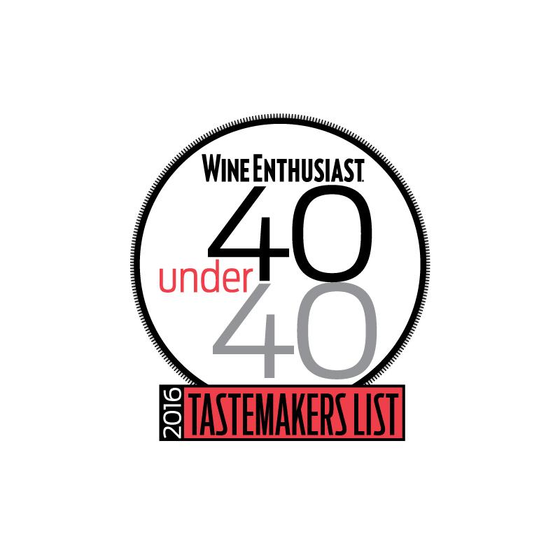 2016 40 under 40 Tastemaker
