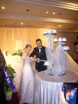 Tekli Düğün Pastası