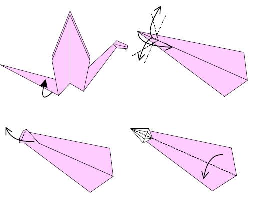 Cara Membuat Origami Naga yang Mudah dan Simpel