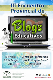 1º Premio Provincial Blogs Educativos (2013)