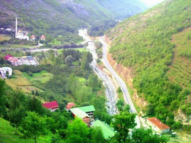قرية كوشندرا Coşandere قرب طرابزون بالصور