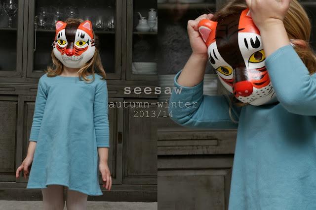 Moda Infantil Handmade: Fall-Winter Seesaw