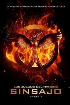 descargar Los Juegos del Hambre 3 Parte 1 en Español Latino