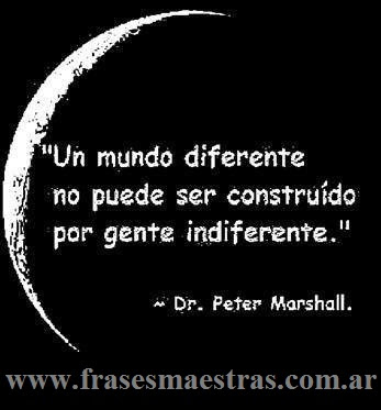 frases de Peter Marshall