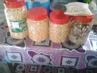 Siap Batang Buruk Chese  & Popia Mini Udang
