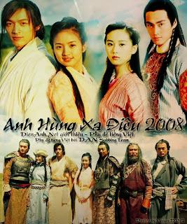 Phim Tân Anh Hùng Xạ Điêu Trọn Bộ, phim tan anh hung xa dieu 2008 , tan anh hung xa dieu,Xem Phim Tân Anh Hùng Xạ Điêu 2008