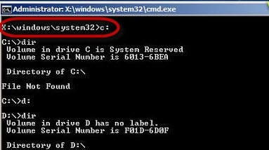 windows startup repair command prompt