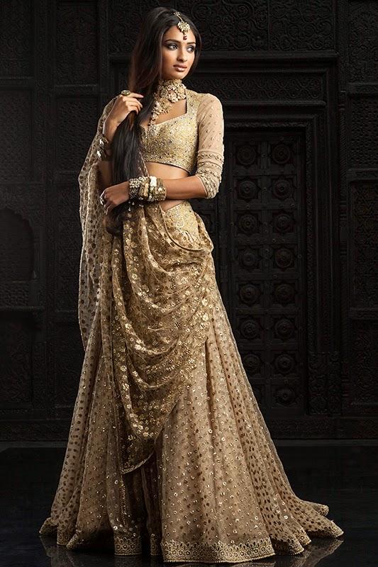 Elegant Indian Wedding Dresses 18 Simple Elegant Indian Bridal Lehenga