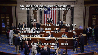 Votes Against Fed Audit Bill Were To Protect Deficit Spending