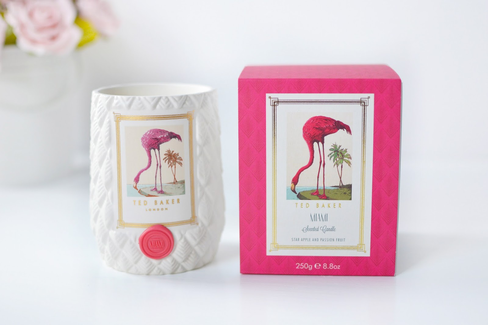 ted baker home fragrance, ted baker candle,