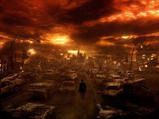 Armageddon or Christmas Shopping?