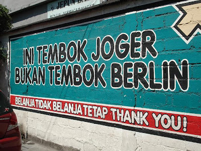 Marketing Ala Joger Bali
