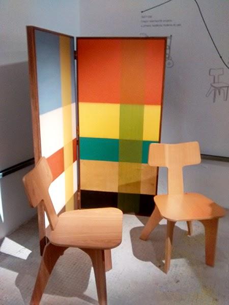 biombo colorido