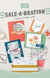 Sale a Bration Flyer