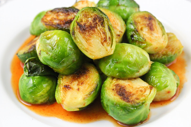fried brussels sprouts remove brussels sprouts and fried brussels ...
