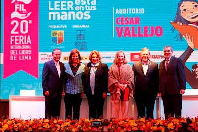 Colombia país invitado de Honor a la Feria Internacional de Lima 2016