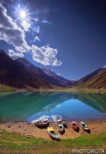 Lake Saif ul Muluk