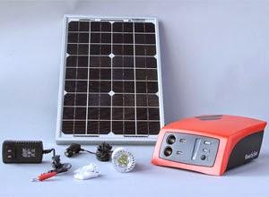 Haiti Solar / Pano Soley