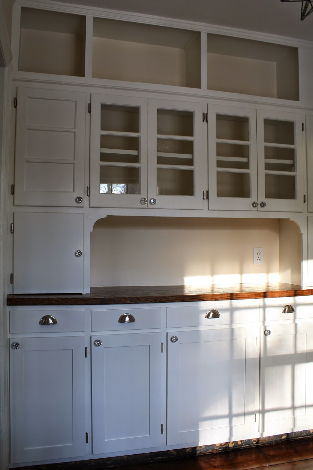 Butler's Pantry Restoration | Renovation