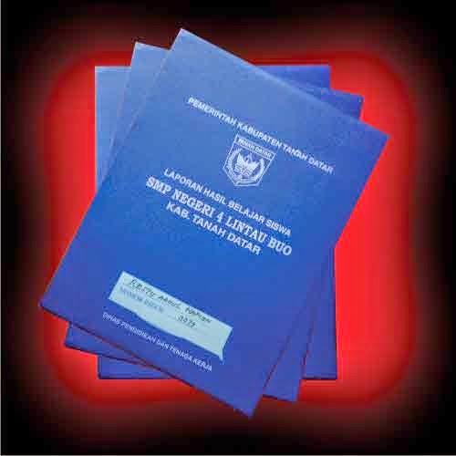 Contoh Rapor Kurikulum 2013 Kelas 5 Sd Refrensi Guru Profesional