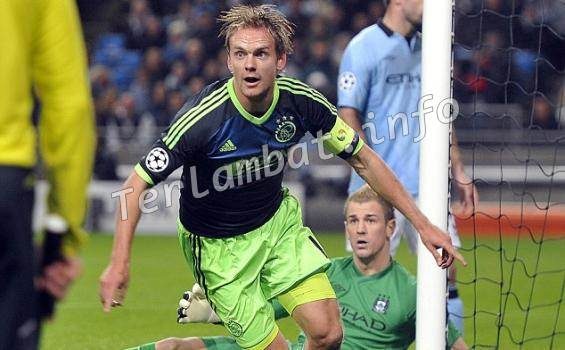 Hasil Manchester City VS Ajax 7 November 2012