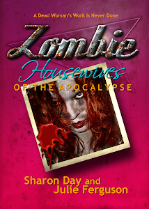 First Book In the Zombie Housewives Series