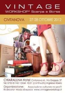 NEXT Vintage show in Civitanova Marche!
