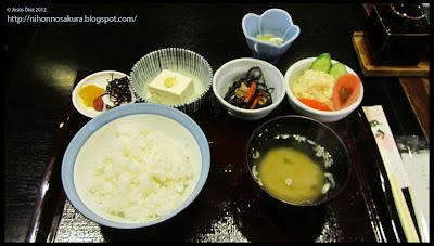 Viaje a Japón 2012 - Día 2: Kyoto - Norte y oeste.