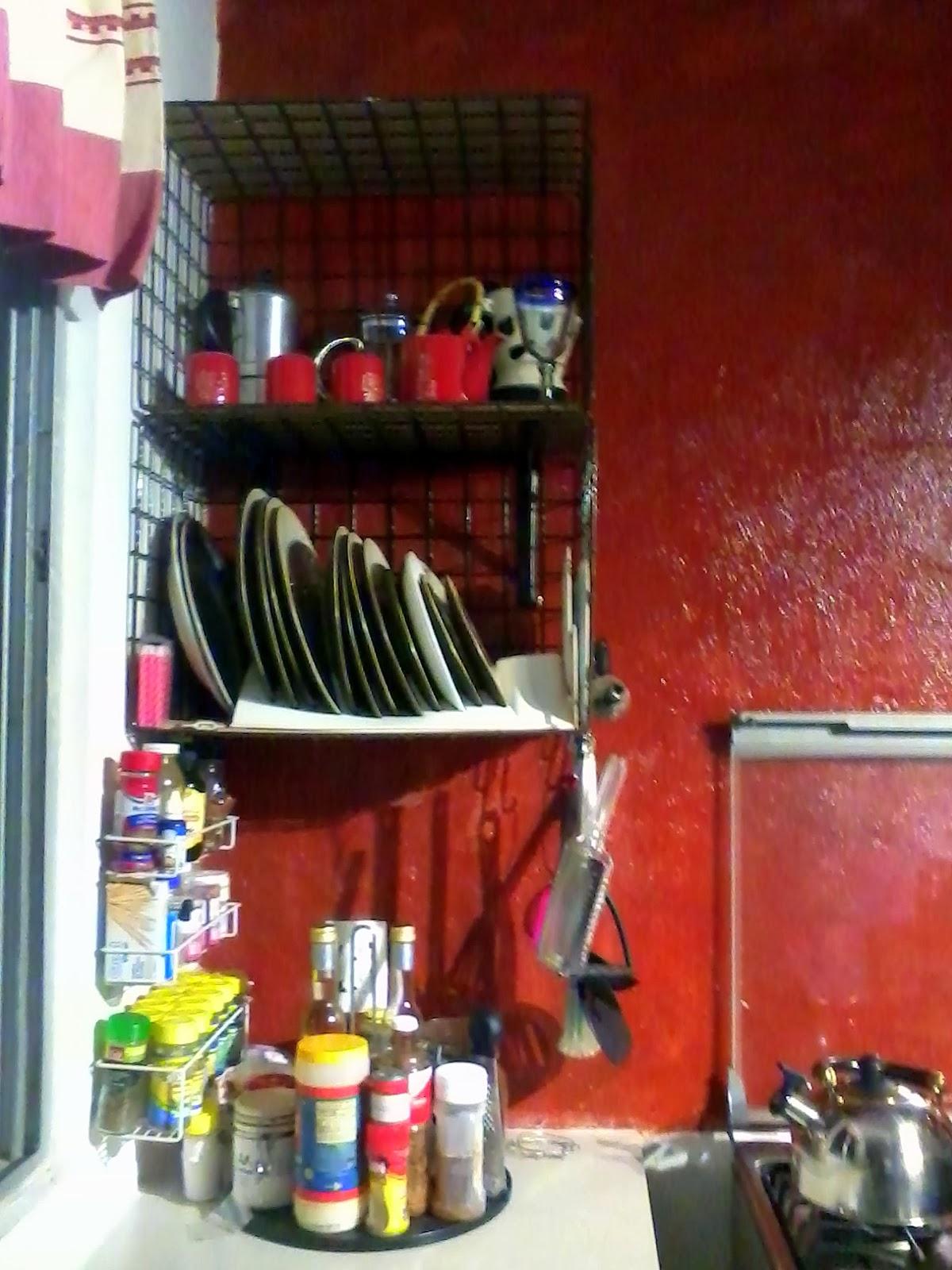 Mi Cocina Estantes De Reuso Y Decoraci N De Barra