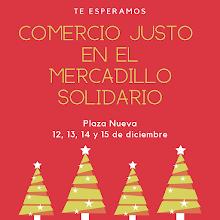 Te esperamos en el Mercadillo Solidario