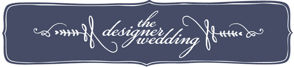 the designer wedding