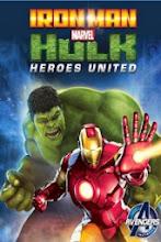Iron Man y Hulk Héroes Unidos (2013) [Latino]